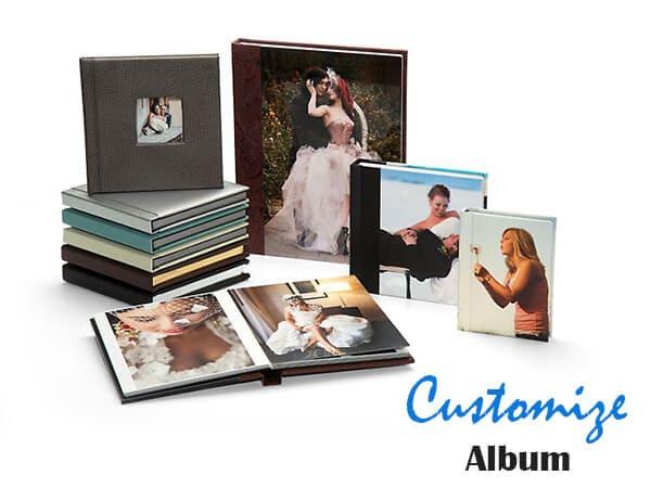 Customizable Albums